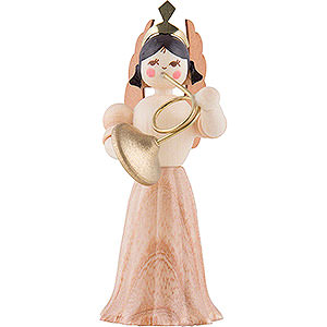 Angels Kuhnert Concert Angels Angel with Bugle - 7 cm / 2.8 inch