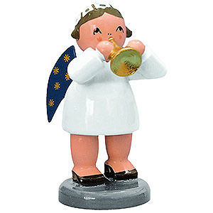 Angels Orchestra of Angels (KWO) Angel with Clarinet - 5 cm / 2 inch
