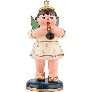 Angels Orchestra (Hubrig) Angel with Clarinet - 6,5 cm / 2,5 inch
