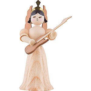 Angels Kuhnert Concert Angels Angel with Electric Guitar - 7 cm / 2.8 inch