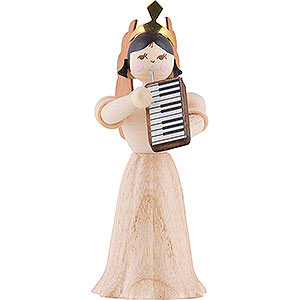 Angels Kuhnert Concert Angels Angel with Melodica - 7 cm / 2.8 inch
