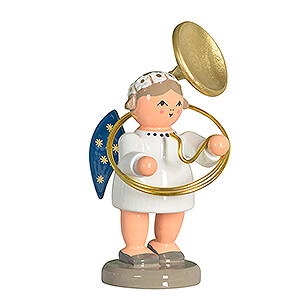 Angels Orchestra of Angels (KWO) Angel with Sousaphone - 5 cm / 2 inch