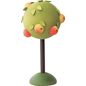 Weihnachtsengel Günter Reichel Dekoration Apfelbaum - 9 cm