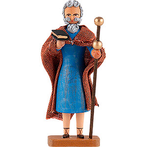 Small Figures & Ornaments Walter Werner Figurines Apostle James the Great - 8 cm / 3.1 inch