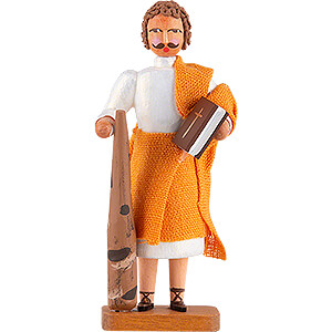 Small Figures & Ornaments Walter Werner Figurines Apostle James the Less - 8 cm / 3.1 inch