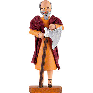 Small Figures & Ornaments Walter Werner Figurines Apostle Matthew - 8 cm / 3.1 inch
