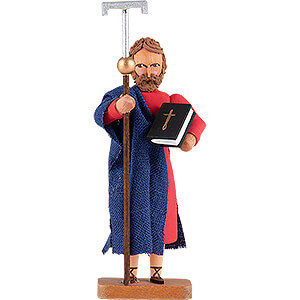 Small Figures & Ornaments Walter Werner Figurines Apostle Philip - 8 cm / 3.1 inch