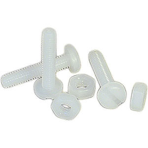 Advent Stars and Moravian Christmas Stars Replacement parts Assembly Set, Screws and Screw Nuts for 29-00-A13 - 50 pcs.