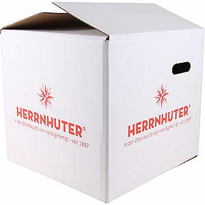 Adventssterne und Weihnachtssterne Herrnhuter Stern A7 Aufbewahrungskarton für Herrnhuter Stern 40-70 cm - 68x68x61 cm