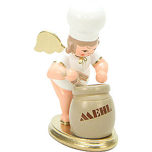 Angels Baker Angels (Ulbricht) Baker Angel with Flour Sack - 7,5 cm / 3 inch