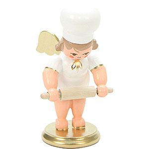 Angels Baker Angels (Ulbricht) Baker Angel with Kitchen Tool - 7,5 cm / 3 inch