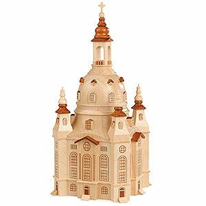 Kleine Figuren & Miniaturen alles Andere Bastelset Frauenkirche Dresden Maßstab 1:500 - 18 cm