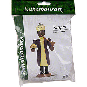 Räuchermänner Sonstige Figuren Bastelset Räuchermännchen Kaspar - 20 cm