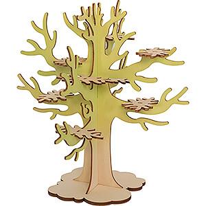 Kleine Figuren & Miniaturen Kuhnert Mini-Eulen Baum für Eulenkinder - 24 cm