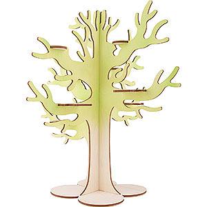 Räuchermänner Räuchereulen Baum für Räuchereulen und Mini-Eulen - 42 cm