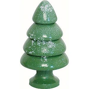 Kleine Figuren & Miniaturen Kuhnert Schneeflöckchen Baum groß 3er Set - 5x2,5 cm