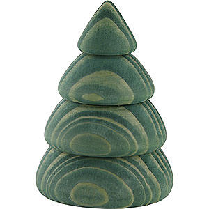 Kleine Figuren & Miniaturen Björn Köhler Dekoration Baum, mini grün - 6,5 cm
