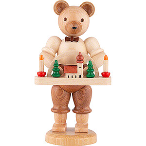 Small Figures & Ornaments Animals Bears Bear Toy Maker - 10 cm / 4 inch