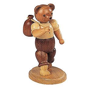 Small Figures & Ornaments Animals Bears Bear Wandersmann - 10 cm / 4 inch