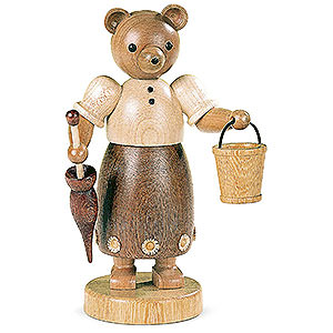 Small Figures & Ornaments Animals Bears Bear (female) - 17 cm / 7 inch