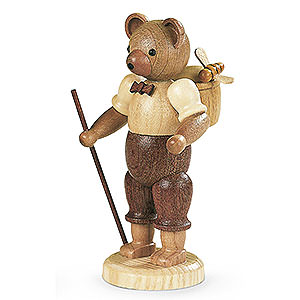Small Figures & Ornaments Animals Bears Bear (male) - 10 cm / 4 inch