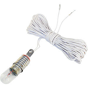 Adventssterne und Weihnachtssterne Ersatzteile Beleuchtung für Stern 29-00-A1E oder 29-00-A1B ohne Kappe und Stecker
