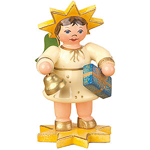 Small Figures & Ornaments Hubrig Star Kids Bells - 5 cm / 2 inch