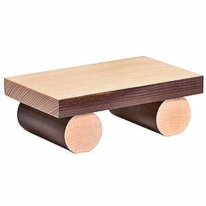 Smokers Accessories Bench for Shelf Sitter - 14x8x4 cm / 5.5x3.1x1.5 inch