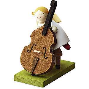 Angels Reichel Big Band Big Band Guardian Angel with Bass - 3,5 cm / 1.3 inch