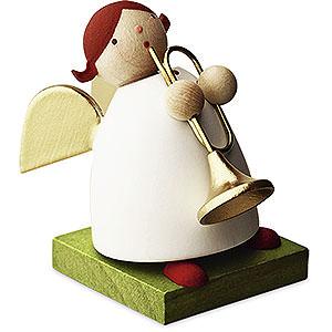 Weihnachtsengel Günter Reichel Big Band Big Band Schutzengel an der Trompete - 3,5 cm