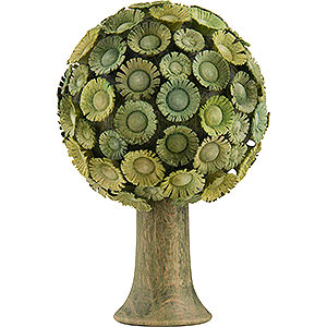 Angels Flade Flax Haired Angels Blossom Tree Green - 6x4 cm / 2.4x1.6 inch