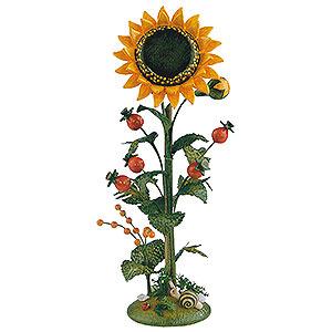 Kleine Figuren & Miniaturen Hubrig Blumenkinder Blumeninsel Sonnenblume groß - 24 cm