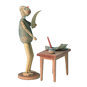 Small Figures & Ornaments Fairytale Figurines Wilhelm Busch (KWO) Buerokrat - 8 cm / 3 Ich