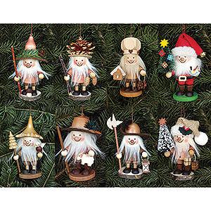 Tree ornaments Dwarfs & others Bundle - Tree Ornaments Dwarfs
