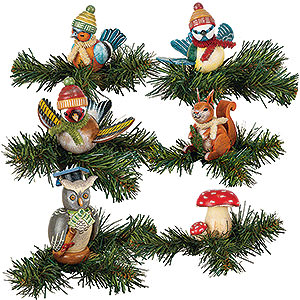 Tree ornaments Misc. Tree Ornaments Bundle - Tree Ornaments Tree Clips