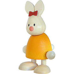 Small Figures & Ornaments Max & Emma (Hobler) Bunny Emma Standing - 9 cm / 3.5 inch