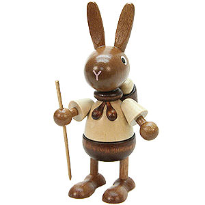 Small Figures & Ornaments Animals Rabbits Bunny Wanderer Natural - 10,5 cm / 4.1 inch