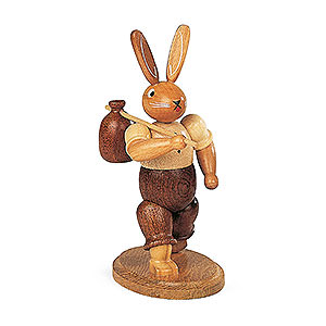 Small Figures & Ornaments Animals Rabbits Bunny Wandersmann - 11 cm / 4 inch