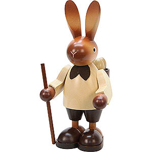 Small Figures & Ornaments Animals Rabbits Bunny (male) Natural Colors - 16,0 cm / 6 inch