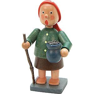 Kleine Figuren & Miniaturen Bengelchen (Ulbricht) Sonstige Bengelchen Buschweibel - 6,5 cm