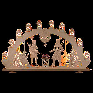Candle Arches Fret Saw Work Candle Arch -