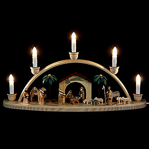 Candle Arches All Candle Arches Candle Arch - The Crib - 50 cm / 24 inch