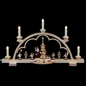 Candle Arches All Candle Arches Candle Arch - The Giving - 57 cm / 22 inch