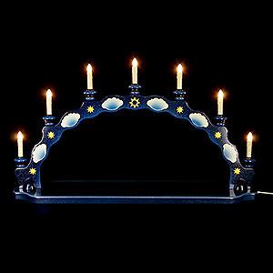 Candle Arches All Candle Arches Candle Arch - for Angels Small Size - 75x18,5x47 cm / 30x7x19 inch