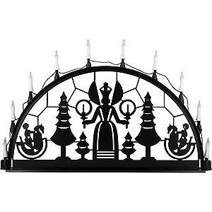 Candle Arches All Candle Arches Candle Arch for Outside - Angel - 100-300 cm / 40-120 inch