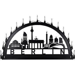 Candle Arches All Candle Arches Candle Arch for Outside - Berlin - 100-300 cm / 40-120 inch