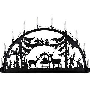 Candle Arches All Candle Arches Candle Arch for Outside - Feeding Ground - 100-300 cm / 40-120 inch