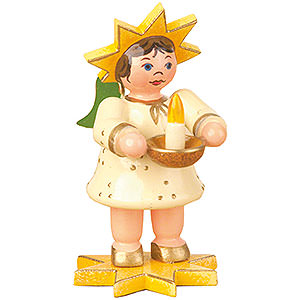Small Figures & Ornaments Hubrig Star Kids Candlelight - 5 cm / 2 inch