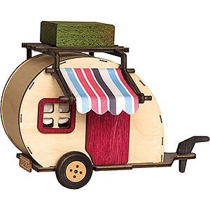 Gift Ideas Retirement Caravan - 10 cm / 3.9 inch