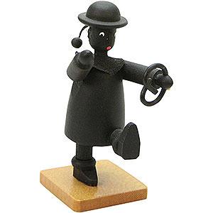 Kleine Figuren & Miniaturen Märchenfiguren Struwwelpeter (Ulbricht) Caspar schwarz - 6,0 cm